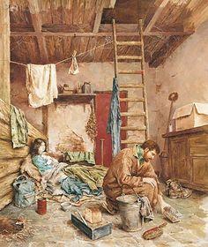 Marius van Dokkum (kunstboek - kinderboek) de beste wensen uit Bethlehem