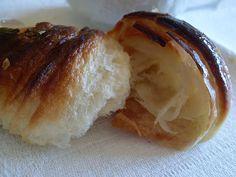 croissants vegan (un we avec du temps le samedi)