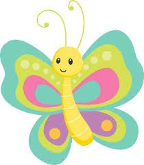 Image result for dibujos infantiles mariposas