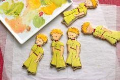 Le Petit Prince by Baked Ideas #thelittleprince #cookies #bakedideas