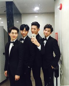 Find images and videos about model, exo and korean on We Heart It - the app to get lost in what you love. Asian Actors, Korean Actors, Korean Celebrities, Celebs, Ji Soo Actor, Ryu Jun Yeol, Korean Drama Stars, Weightlifting Fairy Kim Bok Joo, Joo Hyuk
