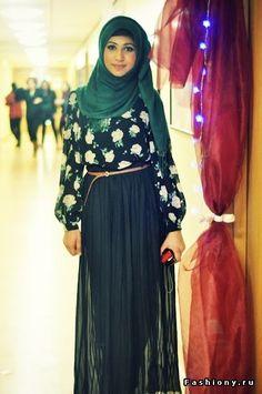 Muslim sisters / весенние хиджабы