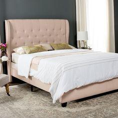 Safavieh Blanchett Bed Set, Lt Beige