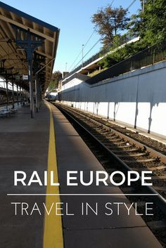 Rail Europe - Travel Europe in style. Tips, tricks and advice on train travel in Europe.