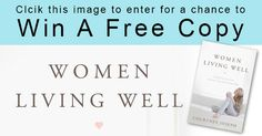 Book Review & Giveaway – Women Living Well By Courtney Joseph  When I first started blogging I was not aware of who else was pouring their hearts over the web. I began searching for other women who had a passion to encourage others, while giving positive resources for marriage. One of the very first places I landed was Women Living Well. Every day I jumped on to read […]