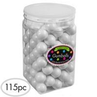 White Candy Buffet Supplies - White Candy & Containers - Party City