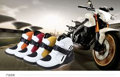 75.00$  Buy here - http://alig1f.worldwells.pw/go.php?t=1315336472 - Motorcycle genuine leather Boots,Racing Boots  touring boots ,street bike boot  3 color  size 39-46 75.00$