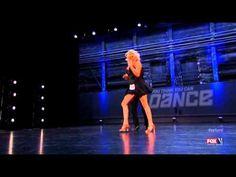 Witney Carson - Ballroom Dancer