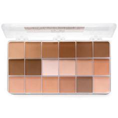 RCMA Makeup Large Economy Palette