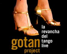Gotan Project; absolutely amazing. If you like tango music, listen to this...