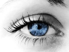 Blue Eyes | Most of us take our vision for granted especially in our teens, most ...