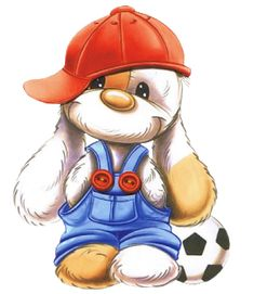 mylo and friends Tatty Teddy, Cute Characters, Cartoon Characters, Cute Images, Cute Pictures, Animal Drawings, Cute Drawings, Baby Animals, Animal Illustrations