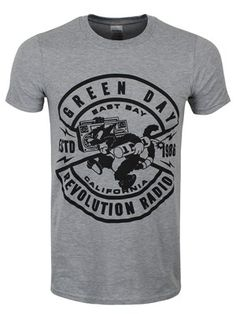 2b6cae09fef Green Day  Official Band Merch - Buy Online at Grindstore - UK Official  Merchandise Store