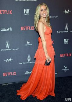 Kristin Cavallari arrives at the Weinstein Company and Netflix 2017 Golden Globes after party at the Beverly Hilton in Beverly Hills,…