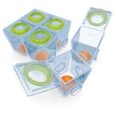 Brother Max 1st Stage Weaning Pots (6 x 40 ml): Amazon.co.uk: Baby