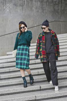 Seoul Fashion Week 2015 S/S Street style!!!