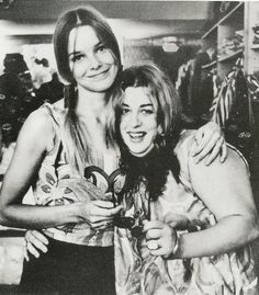 Momma Michelle & Mama Cass...talent times two...