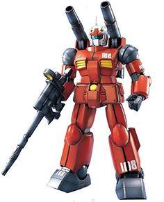 Figure Model Kits - Bandai Hobby MG 1100 RX772 GUN Cannon Gundam Model Kit -- Learn more by visiting the image link.