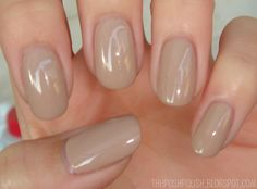 """Essie """"Brooch the Subject"""" from the  Winter 2011 Collection."""