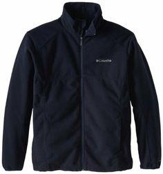 6afb2b655cde6 Industries Needs — Columbia Men's Strata D Fleece Jacket 100%... Columbia  Sportswear