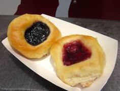 Kolache FruitPastry. These are Jewish but Russian store's sell them too.
