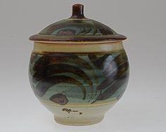 Bernard Leach potter - potier  jam-pot - pot à confiture