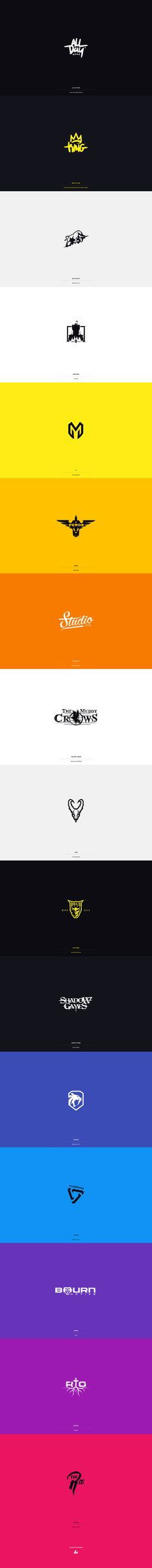 Logo Collection Set 02 on Behance