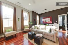 airbnb:  Condo in the Heart of Historic DC in Washington