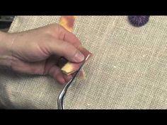 Three Dimensional Rug Hooking - Gene Shepherd  video