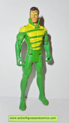 dc universe infinite heroes WEATHER WIZARD flash mattel toys action figures