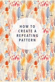 Repeating Pattern tutorial