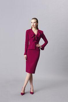 Mabelle Jacket + Lumi Skirt | Chiara Boni La Petite Robe