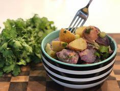5 Ingredient No-Mayo Paleo Potato Salad