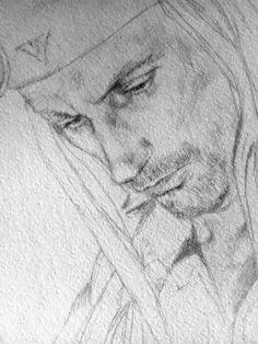 milan fras/laibach   sketch