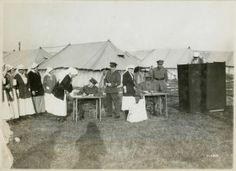 Canadian nurses voting for the first time. World War One, First World, Canadian Army, History Class, Wwi, Nurses, The One, Warriors, Sisters