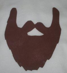 Beard Template Shaving Beard template shaving