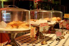 Alcoholic Pastries at Jane's Sweet Buns, New York. Sweet Buns, Pastries, Good Food, Alcohol, York, Eat, Rubbing Alcohol, Liquor, Tarts