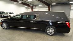 2016 Cadillac Sovereign Hearse by Superior