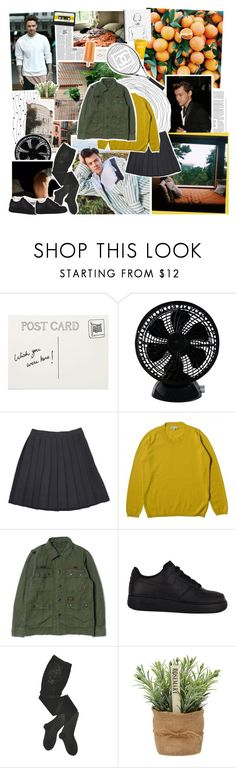"""in the citrus afternoon; if you can fly don't stop"" by directionerwithsass ❤ liked on Polyvore featuring Club Monaco, Keystone, Plum Pretty Sugar, NIKE, HYD and Chanel"
