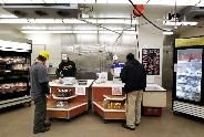 At the University of Minnesota meat lab, students learn how to process animals for meat, from start to finish. Meat Store, University Of Minnesota, Student Learning, Counter, Butcher Shop