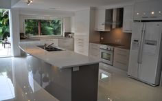 Pin by BJF Joinery on Kitchen Renovations Gold Coast | Pinterest ...