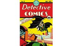 The ten most valuable comic books in the world. 2) Detective Comics No.27 – $1,380,000 The first book to feature Batman. It sold for 10 cents when it was published in 1939.