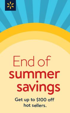 f75216bd1975  End of Summer Clearance at Walmart