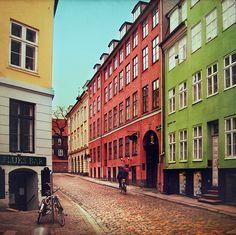 Copenhagen, Denmark-- Where the family lives.