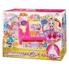 Go! Princess Precure Talking Register Anime for Girls kids toy JAPAN