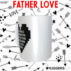 This A father is someone you look up to Coffee Mug makes for a funny cool gift that speaks of a person's love for their dad. Don't sweat over the right gift! This mug is beautiful as it is durable; a great gift to give that deserving person. The universal acceptance of a coffee mug as a gift makes it a preferred gift choice, and this mug is an excellent gift for the one you want to celebrate.