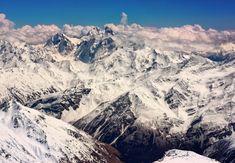 А вы были в горах Кавказа?