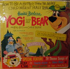Albums from Yogi Bear, Batman and the Justice League