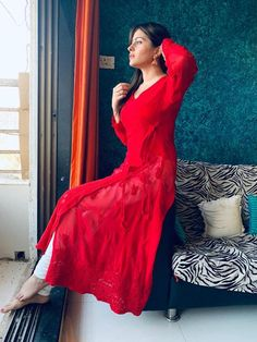 Your place to buy and sell all things handmade Pakistani Dress Design, Pakistani Dresses, Indian Dresses, Indian Outfits, New York Fashion, Paris Fashion, Suit Fashion, Fasion, Trendy Fashion
