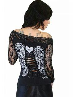 Lace angel